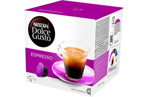 Boîte de 16 capsules café Dolce Gusto Expresso