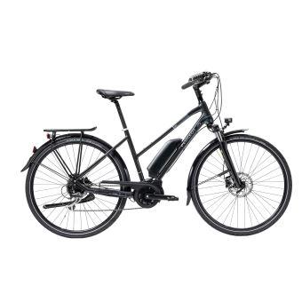 Vélo assistance électrique Peugeot VAE Trekking Mixte 36 V Taille 43 Gris Magnétique