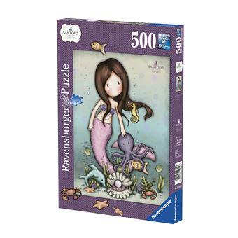 Puzzle 500 pièces Ravensburger Nice to sea you, Gorjuss