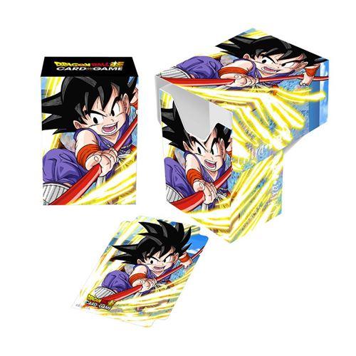 Boîte de protection de cartes Dragon Ball Super Spirit Son Goku