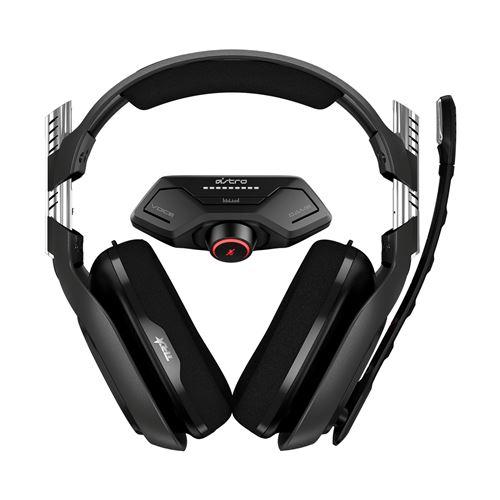 Casque gaming Astro A40 TR Noir + MixAmp M80 pour Xbox One