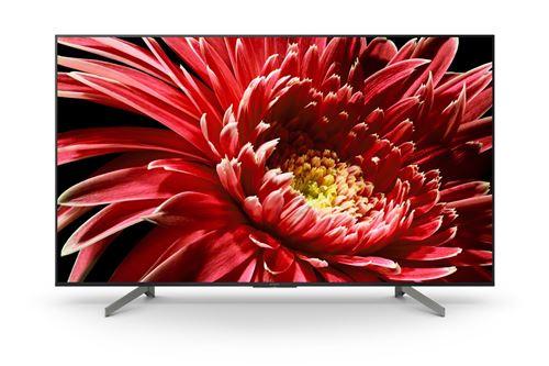 """Plus de détails TV Sony KD75XG8596BAEP 4K HDR Smart Android TV 75"""""""