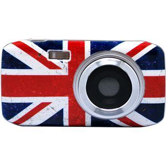 Appareil photo numérique slim Teknofun UK Grunge 8MP