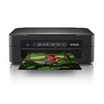 Imprimante Epson Expression Home XP-255 Multifonctions WiFi Noir