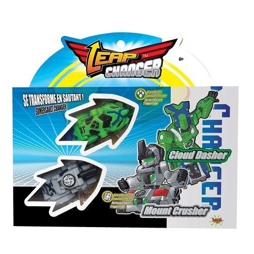 Pack de 2 voiture Splash Toys Leap Changer