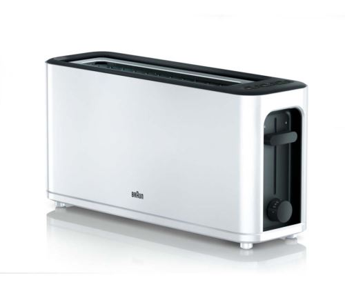 Grille-pain Braun HT 3100 WH PurEase Blanc