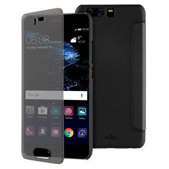 PURO SENSE COVER HUAWEI P10 W/ QUICK VIEW AND ANSWER
