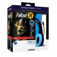 Micro-casque gaming Konix PS400 + Fallout 76 PS4