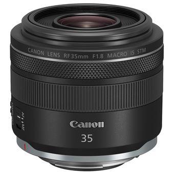 Objectif Canon RF 35 mm f/1.8 Macro IS STM