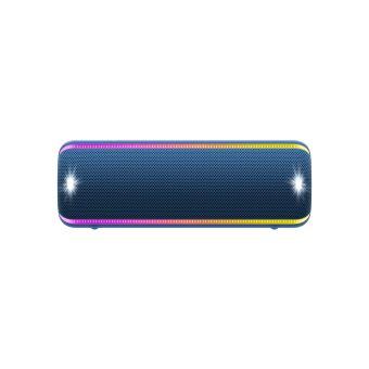 Enceinte sans fil Bluetooth Sony SRSX-B32 Bleu