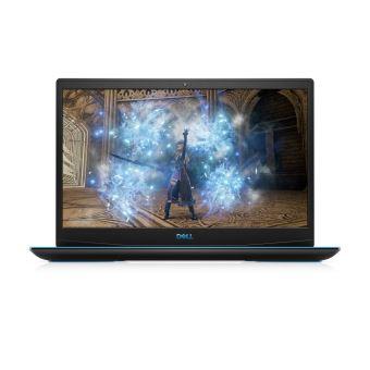 "Dell G3 15 3590 15.6"" 512GB SSD 16GB RAM Core i7-9750H 2.6GHz GF GTX 1660 Ti Zwart Laptop"