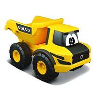 Camion de chantier radiocommandée Bb Junior Volvo Jaune