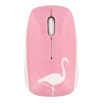 T'NB EXCLUSIV DESIGN FLAMINGO WIRELESS MOUSE