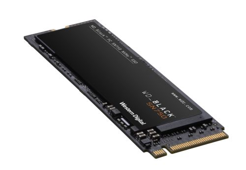 Disque SSD Interne WD_Black SN750 NVMe 1 To