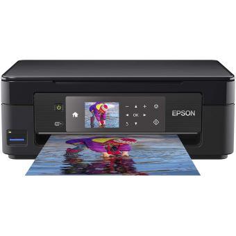 Imprimante Epson Expression Home XP-452 Multifonctions WiFi Noir