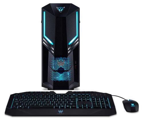 PC Acer Predator Orion 3000 PO3-600 Gaming 1 To SATA 256 Go SSD 8 Go RAM Intel Core i7