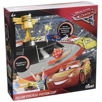 Jeu De Course Piston Cup Cars 3 Diset Autre Jeu De Societe Achat