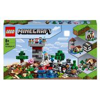 LEGO® Minecraft™ 21161 La boîte de construction 3.0