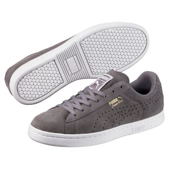 Taille Grises Chaussures Court Puma Star 40 Suede Ou n8wv0OmN