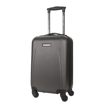 5f471ac8ddbc9 Valise cabine Travel One Collection Again Grise - Valise à la Fnac