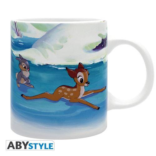 Mug ABYstyle Disney Bambi Patinoire 320 ml
