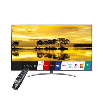 "TV Smart LG 55SM9010PLA NanoCell UHD 4K 55"""