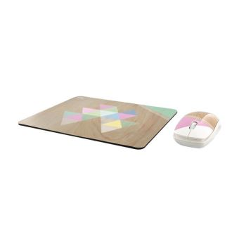 T'NB EXCLUSIV DESIGN  SCANDI WIRELESS MOUSE + MOUSEPAD