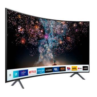 "TV Samsung UE55RU7305 Smart TV 4K UHD 55"" Incurvé"