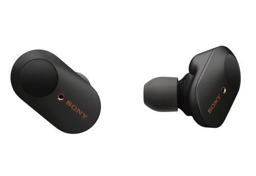 Ecouteurs sans fil Sony True Wireless réduction de bruit WF1000XM3B.CE7 Noir