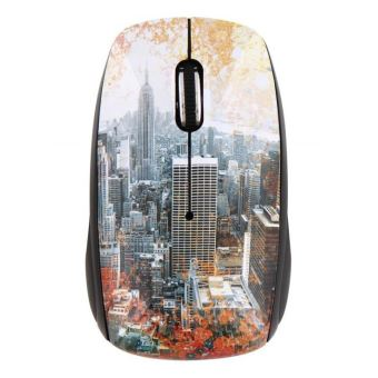 Souris sans fil T'nB Exclusiv' Series Design City