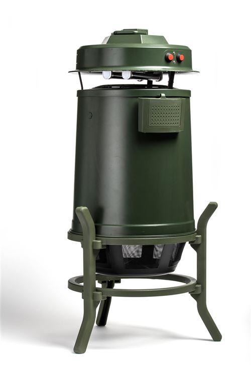 Appareil anti-moustiques pour l'extérieur Zero Moustique 16 W Vert