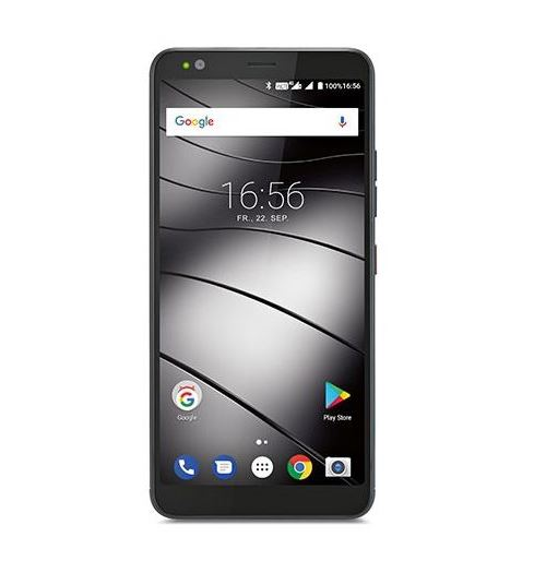 Smartphone Gigaset GS370 Double SIM 32 Go Noir