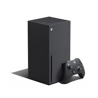 Console Microsoft Xbox Series X Noir