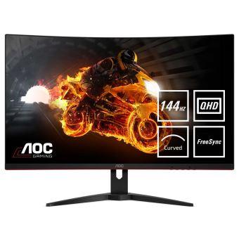"""Ecran Gaming Aoc CQ32G1 31.5"""" Incurvé"""