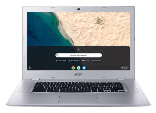 "Chromebook Acer CB315-2H-21X0 15,6"" AMD A4 8 Go RAM 32 Go eMMC Gris"