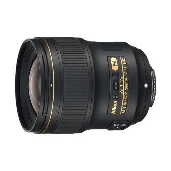 Nikon AF-S Nikkor 28 mm f/1.4 E ED Lens