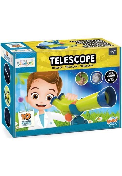 Télescope Mini Sciences Buki