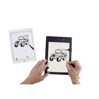 Tablette Graphique Iskn Slate 2+ avec Stylo Noir