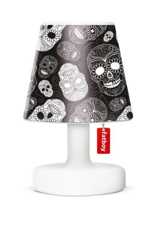Abat-jour Fatboy Cooper Cappie Skull black pour lampe édison The Petit - (donnée non spécifiée). Remise permanente de 5% pour les adhérents. Achetez vos produits en ligne parmi un large choix de marques.