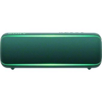 Sony SRSXB22G Extra Bass Wireless Speaker Green