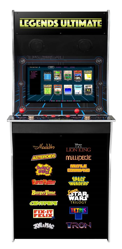 Borne d'arcade Atgames Legend Ultimate