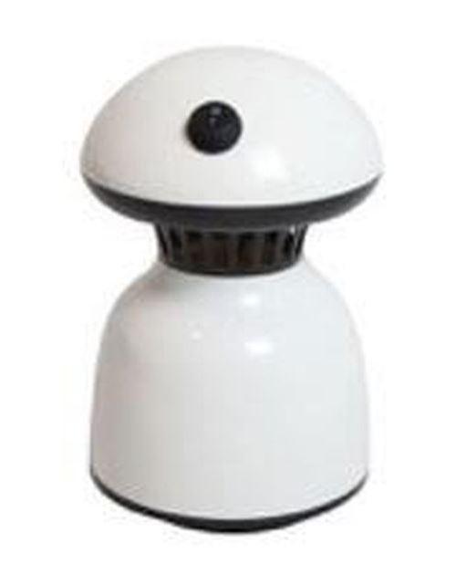 Appareil anti-moustiques pour l'intérieur Zero Moustique 4 W Blanc et Noir