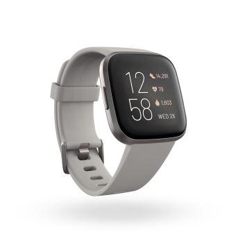 Montre connectée Fitbit Versa 2 Gris pierre