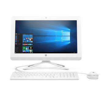 "HP 20-c438nf - Alles-in-één - 1 x A4 9125 / 2.3 GHz - RAM 4 GB - HDD 1 TB - Radeon R3 - GigE - WLAN: 802.11b/g/n, Bluetooth 4.0 - Win 10 Home 64 bits - monitor: LED 19.5"" 1920 x 1080 (Full HD) - toetsenbord: Frans"