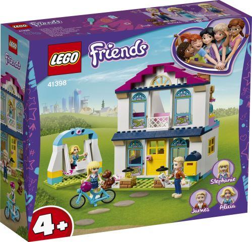 LEGO® Friends 41398 La maison de Stéphanie 4+