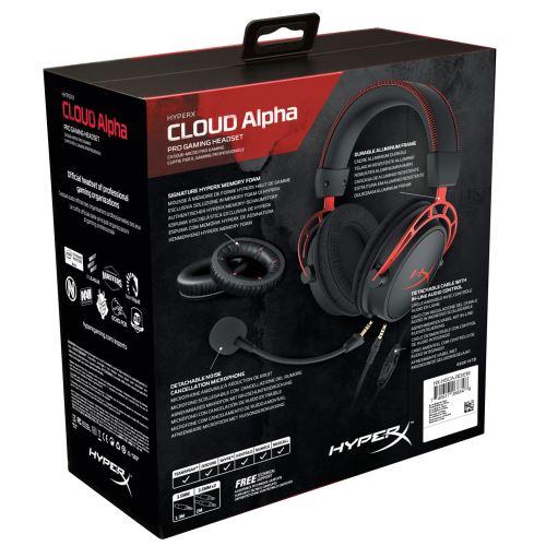 casque hyperx cloudx cloud alpha