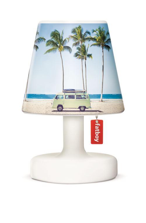 Abat-jour Fatboy Cooper Cappie Miami beach pour lampe édison The Petit - (donnée non spécifiée). Remise permanente de 5% pour les adhérents. Achetez vos produits en ligne parmi un large choix de marques.