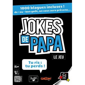 JOKES DE PAPA -FR