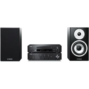 Yamaha Micro System Musiccast 870 Black
