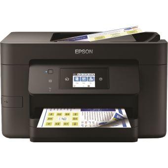 Imprimante Epson WorkForce Pro WF-3725DWF Couleur Multifonction WiFi Noire